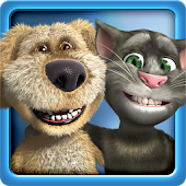 Free app Talking Tom && Ben News Free Tablet