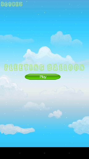 Fleeting Balloon