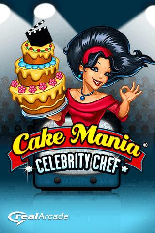 Cake Mania Celebrity Chef Lite- screenshot