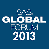 SAS Global Forum 2013