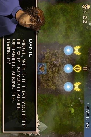 Dante: THE INFERNO game - FREE- screenshot