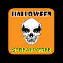 Halloween Screamy Free logo