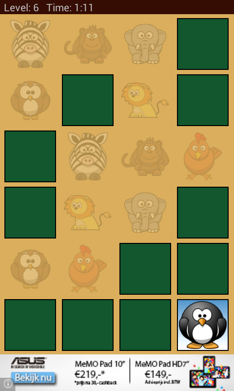 Memori - Memory Game- screenshot