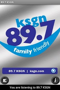 Family Friendly 89.7 KSGN - screenshot thumbnail