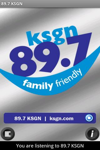 Family Friendly 89.7 KSGN - screenshot