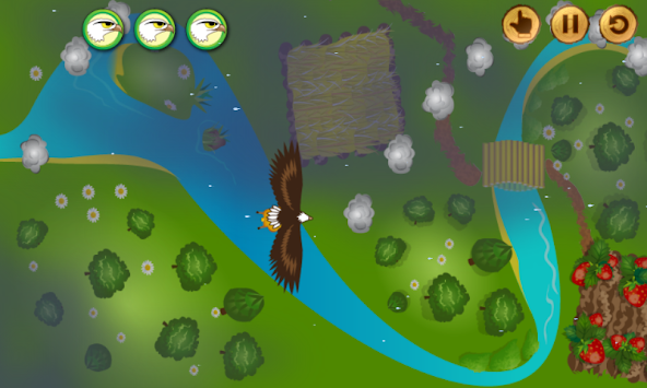 Running sheep 2 apk screenshot
