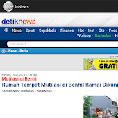 Indonesian News Feed Reader