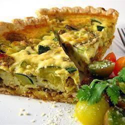 Ricotta Spinach Quiche Recipe Food Network