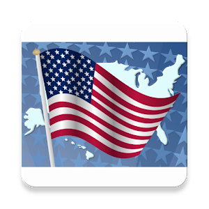 Flags of the USA for Android