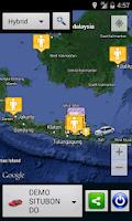 Screenshot of Lintas GPS