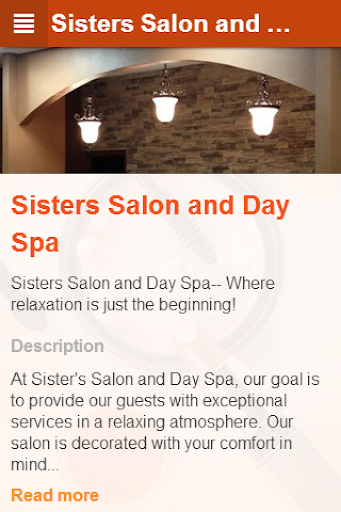 Sisters Salon Day Spa