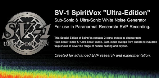 SV-1 SpiritVox ULTRA-EDITION - Apps en Google Play