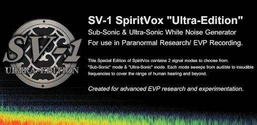 SV-1 SpiritVox ULTRA-EDITION - Apps en Google Play