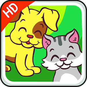 Kids learn animals Funny zoo for PC and MAC
