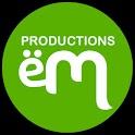 Productions EM logo