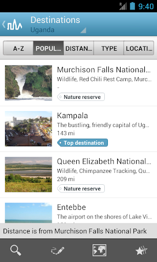 Uganda Travel Guide by Triposo