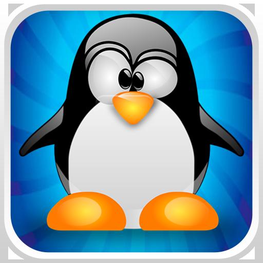 疯狂的企鹅凌汛 冒險 App LOGO-APP開箱王