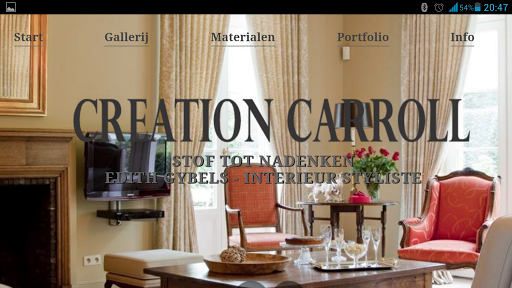 Creation Carroll