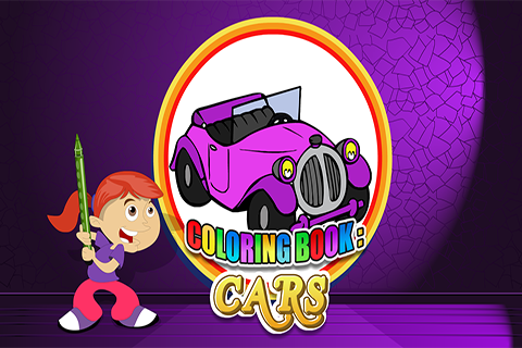 Coloring Book Cars