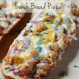 French Bread Pizza.