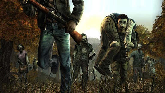 The Walking Dead: Season One Capture d'écran