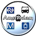 Amsterdam Public Transport Icon