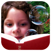 Bubble Pop Reading Kids Game