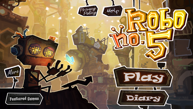 Robo5 apk screenshot
