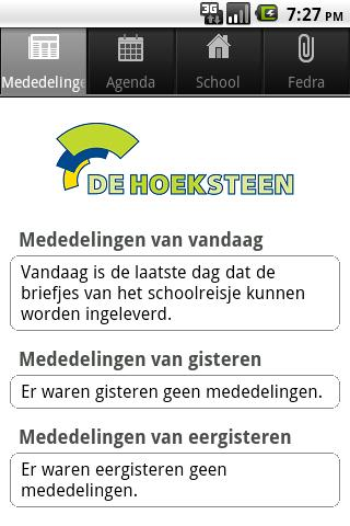 De Hoeksteen - screenshot
