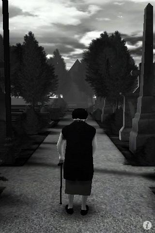 The Graveyard Trial - screenshot