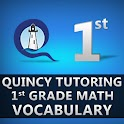 Quincy Tutoring 1st Grade Math logo