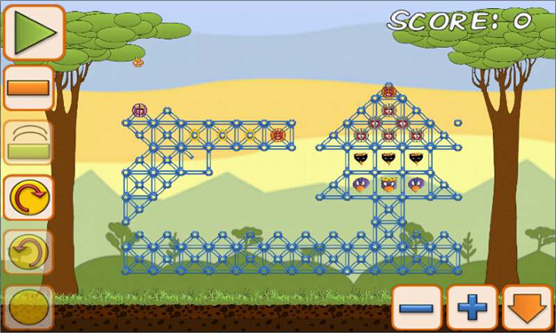 Orange Constructions Lite- screenshot