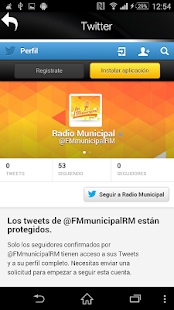 Radio Municipal Rio Mayo- screenshot thumbnail