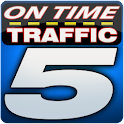 KCTV5 On Time Traffic logo
