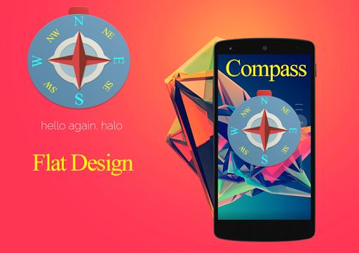 Compass - Flat Design 2014
