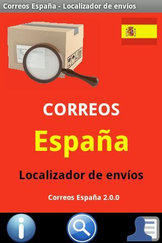 Correos España - Paqueteria