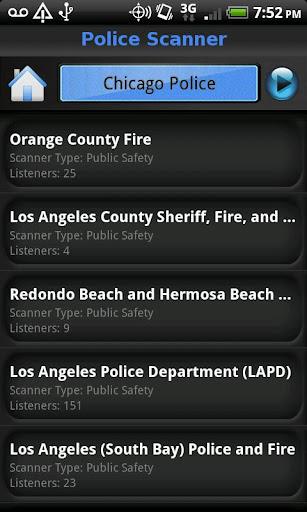 Police Scanner FREE screenshot