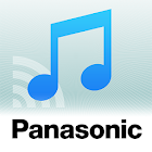 Panasonic Music Streaming icon
