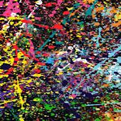 Paint Splatter Live Wallpaper
