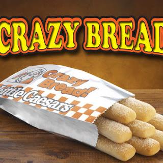 Little Caesars Crazy Bread