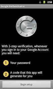 Google Authenticator - screenshot thumbnail