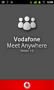Vodafone Meet Anywhere - screenshot thumbnail