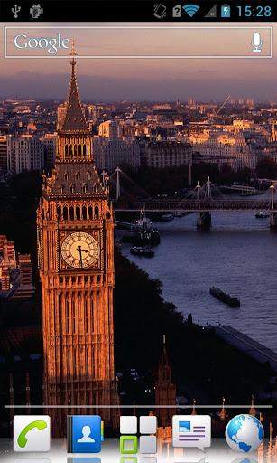 London HD Live Wallpaper