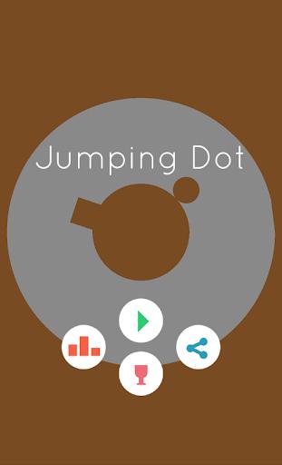 Crazy Jumping Dot