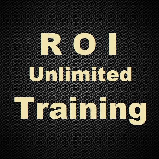 In ROI Unlimited Business? LOGO-APP點子