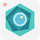 Shape Insta Square Snap Pic icon