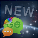 Theme Universe for GO SMS Pro icon