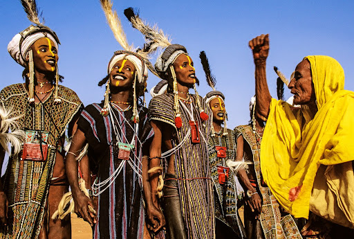 wodaabe tribe of niger's culture