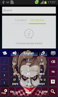 Screenshot of Joker Keyboard