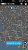 Screenshot of STM Montevideo